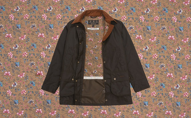 Barbour and Laura Ashley collaborate for first time on AW20 collection