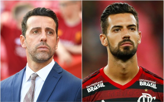Edu has played a key role in Arsenal's bid to sign Pablo Mari