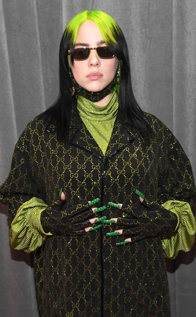 Billie Eilish, 2020 Grammys, Grammy Awards