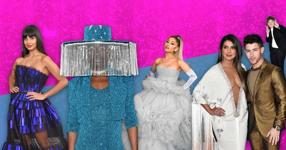 Grammy Award fashion