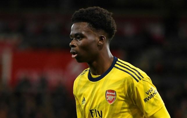 Rio Ferdinand says Bukayo Saka has been a 'breath of fresh air' at Arsenal