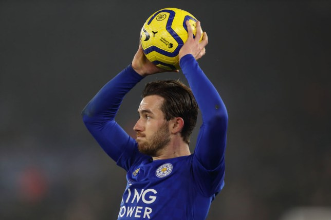 Manchester United are interested in signing Leicester City left-back Ben Chilwell