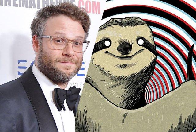 Memetic: Seth Rogen to Adapt BOOM!'s Horror Graphic Novel into Film