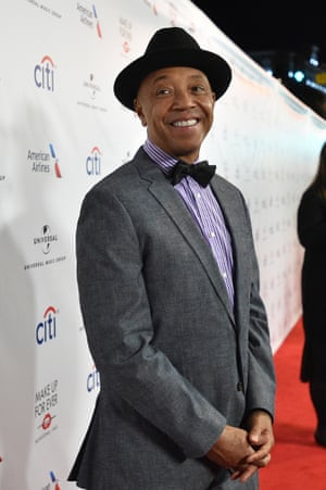 "Russell Simmons, referred to in On the Record as ""the godfather"" of hip-hop, is accused of sexual misconduct and assault."