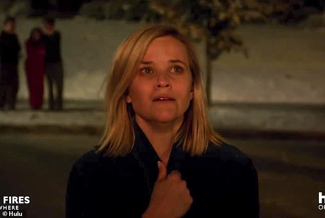 Horror-struck: The intriguing and ambitious first look at Hulu's new limited seriesLittle First Everywhere, starring Reese Witherspoon and Kerry Washington, dropped Friday