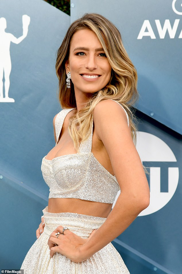 Move over, Sonia! Renee Bargh (pictured) and Darren McMullen will be hosting The Voice Australia this year... after Kruger quit Channel Nine and moved to the Seven Network after being offered 'more than $1million a year'