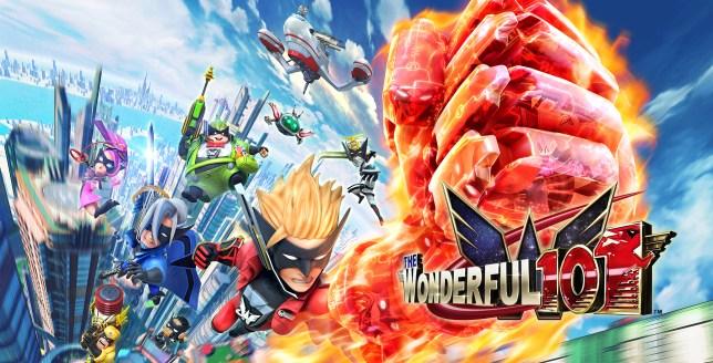 The Wonderful 101 PlatinumGames