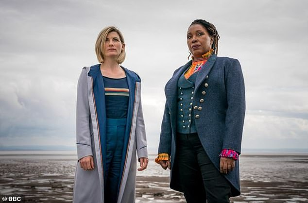 To be confirmed: It's unclear where Martin fits in the mythology of previous Doctors; Whittaker is the Thirteenth Doctor