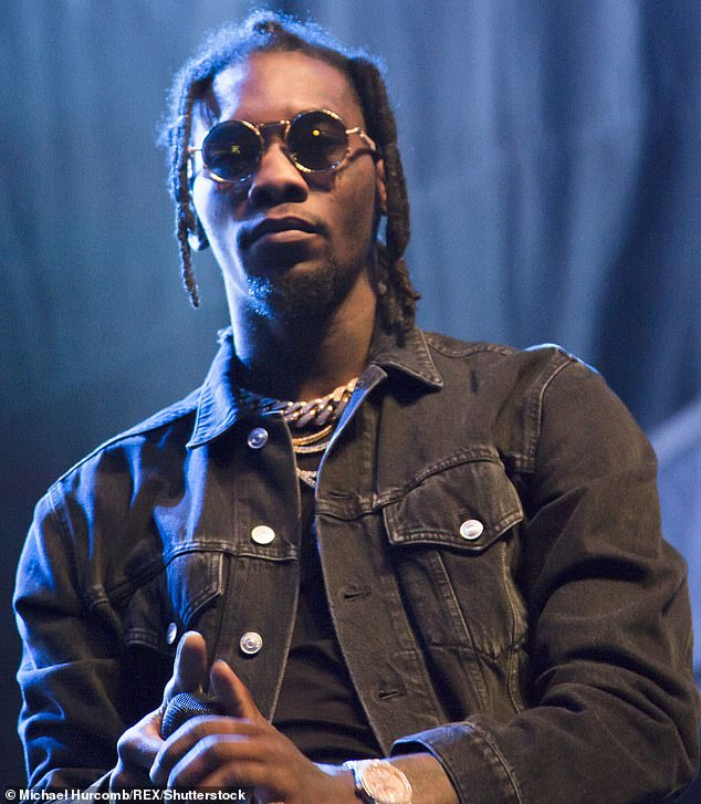 Details:The armed person has allegedly fled and TMZ have not been able to establish whether Offset, 28, or anyone in his entourage had a gun at the time