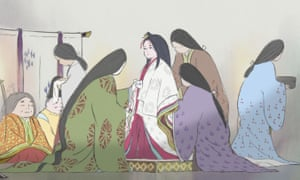 The Tale of the Princess Kaguya.