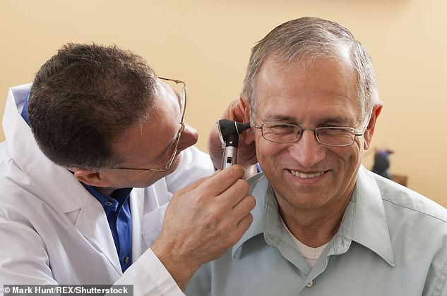Mounting evidence suggests gradual, undiagnosed hearing problems play a big role in the onset of dementia. Sufferers are more likely to avoid social gatherings if they struggle to hear what's being said, and regular social interaction is a proven way of preserving cognitive function [File photo]
