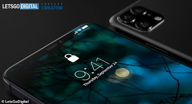 The iPhone 12 Pro and pro Max models are set to include a third telephoto lens and a fourth lens in the form of a ToF (Time-of-Flight) camera, which provides better image depths