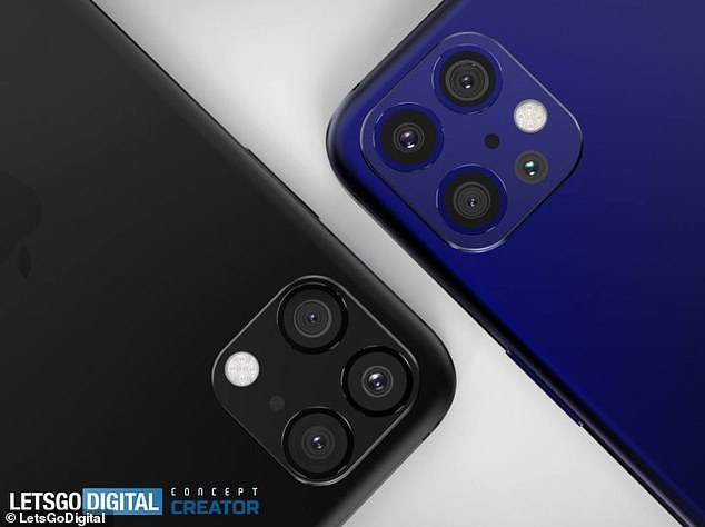 iPhone 12 Pro and Pro Max will feature a time-of-flight camera lens, which provides more precise depth sensing, suitable for AR applications