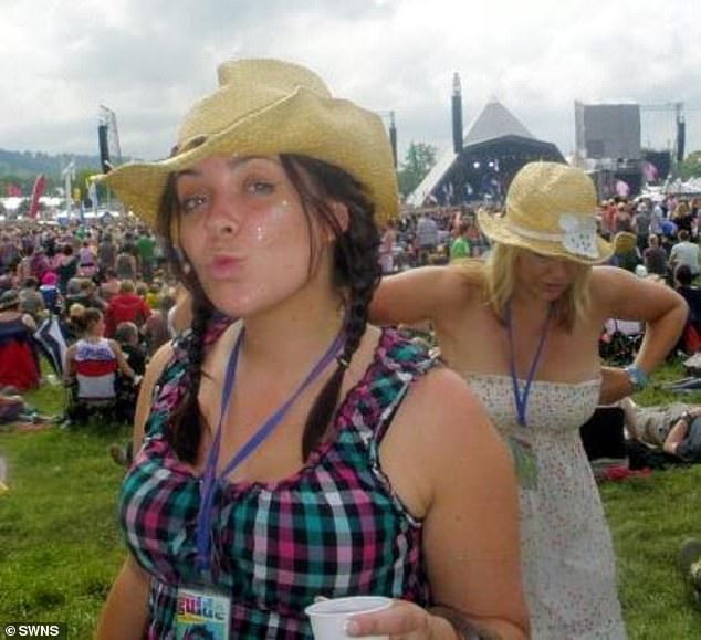She is hosting an annual fundraising music festival called 'Gemfest' which was first run in 2011 on her 30th birthday - which doctors said she would likely fail to reach