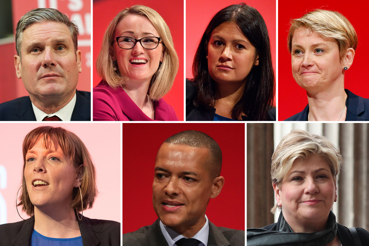 Image result for labour leadership candidates