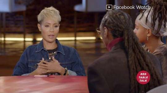 Jada Pinkett Smith confronts Snoop Dogg over Gayle King comments