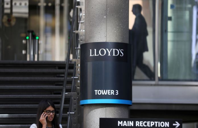 © Reuters.  Lloyd's of London says crucial to have EU market access