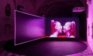 Progressive Touch on show at Vleeshal Center for Contemporary Art, Middelburg,