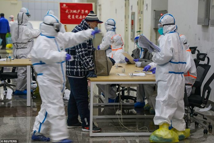 Wuhan has built two dedicated coronavirus hospital from the ground up since late January, and converted more than a dozen sports halls and exhibition centres into makeshift wards