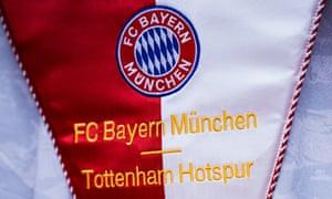 Badly-cropped Bayern pennant.