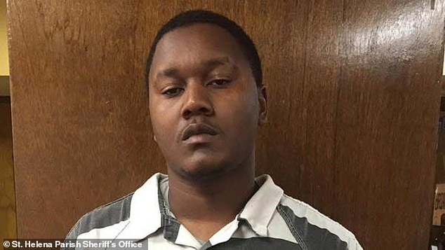 Terrible: The 26-year-old's body was reportedly found in his cell at a facility in Louisiana on Tuesday night, according to TMZ