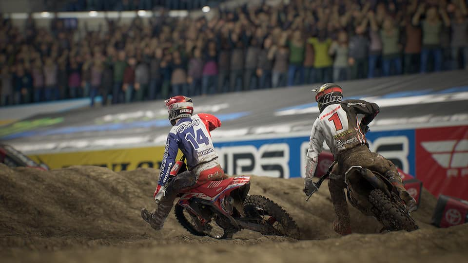 Supercross 3 PS4 review 2