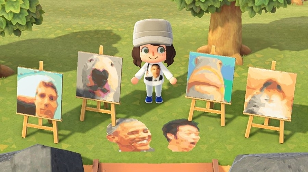 Animal Crossing New Horizons Players Are Putting Memes Anime And