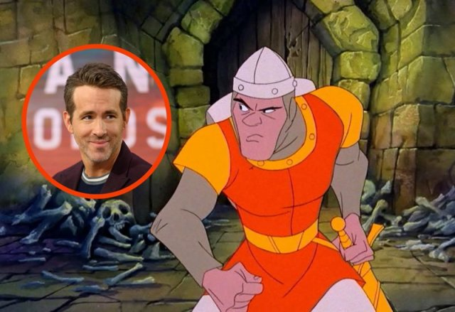 Ryan Reynolds in Talks for Netflix's Dragon's Lair Film Adaptation