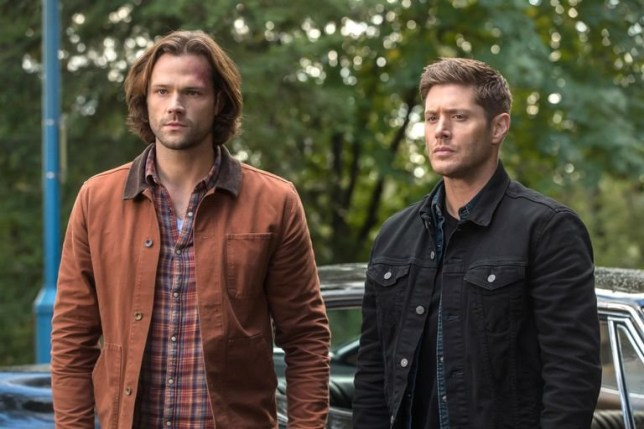 Supernatural recasting Young Sam and Dean for final season
