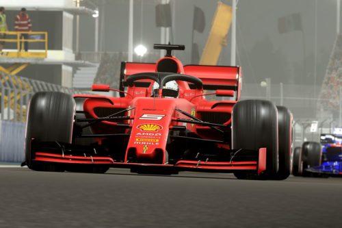 f1 2019 ferrari bahrain