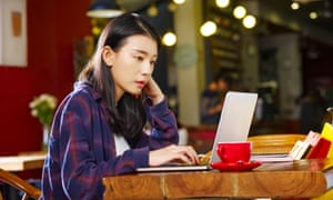 Can you recreate the coffee-shop ambience to work at home?