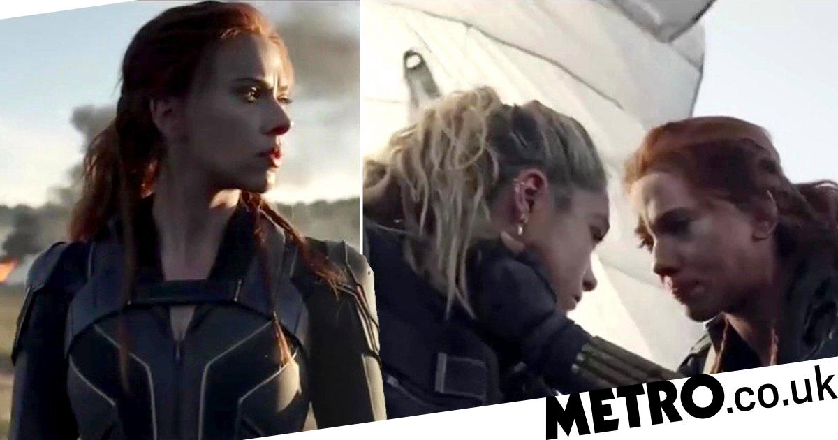 Marvel drops final Black Widow trailer and Scarlett Johansson's character isn't messing about