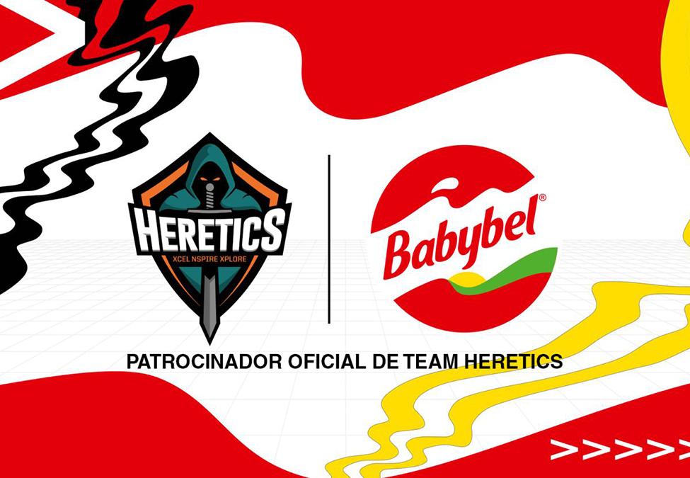Team Heretics Babybel
