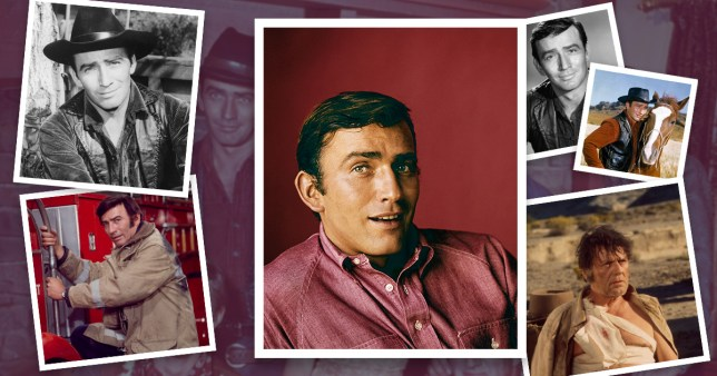 The Virginian star James Drury dies