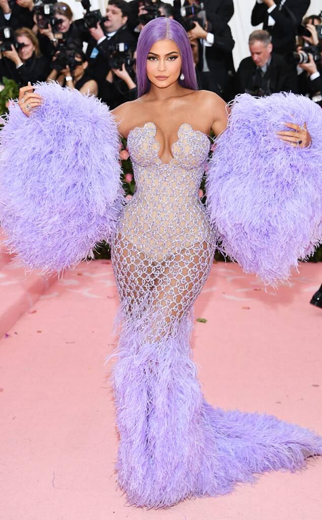 Kylie Jenner, 2019 Met Gala, Red Carpet Fashions