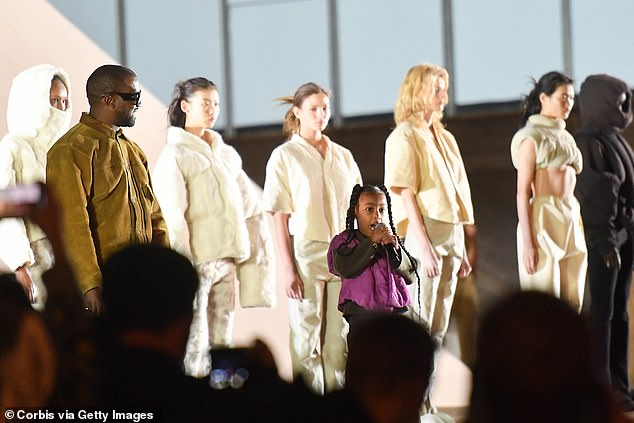 He's back: Last month, Kanye debuted his latest Yeezy designs at the brand's A/W 20/21 Paris Fashion Week show after a three-year hiatus from fashion runways