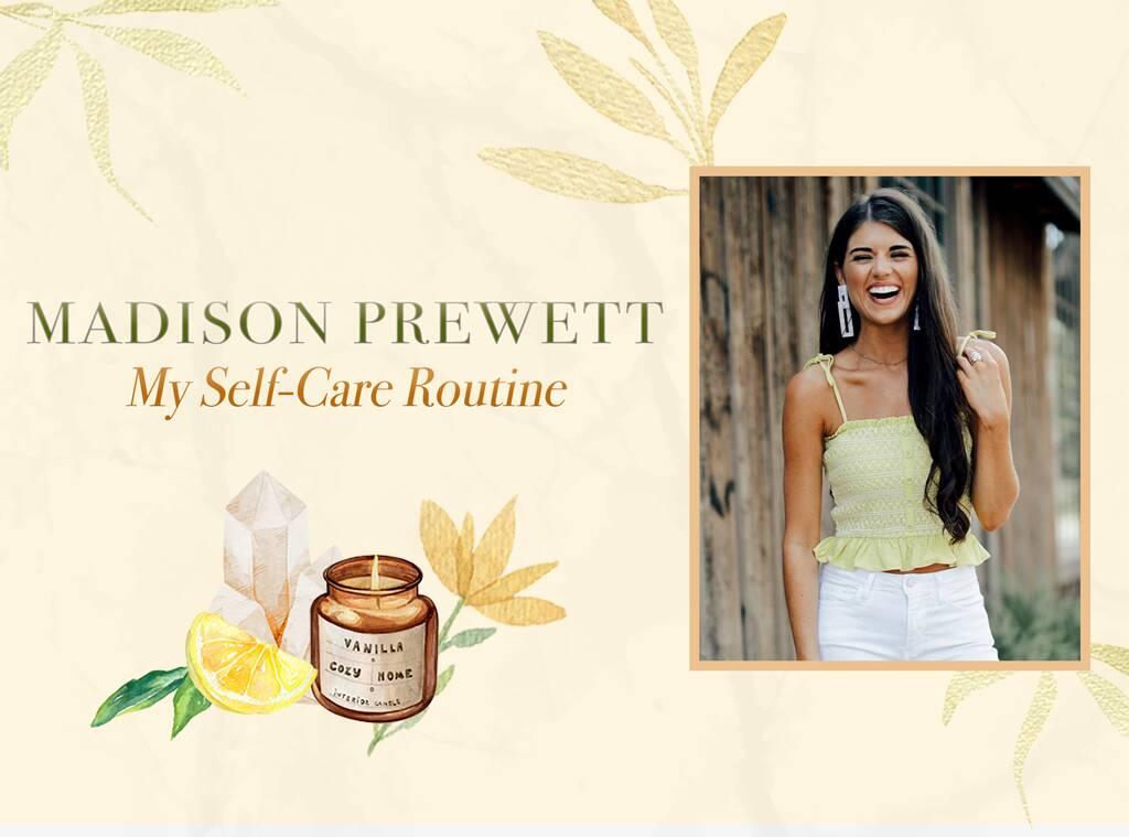 Madison Prewett: My Self-Care Routine, Wellness Wednesdays