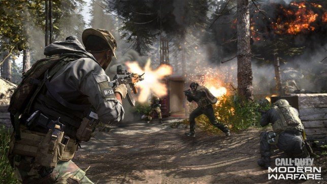 Call of Duty Modern Warfare press image
