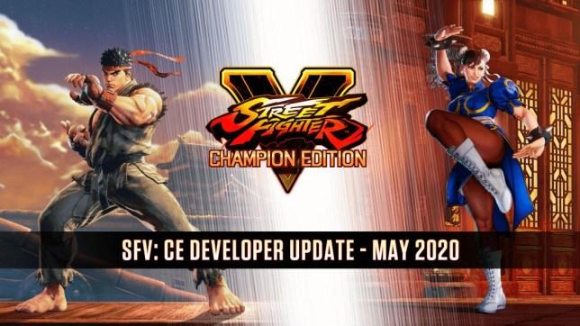 Street Fighter 5 Season 5