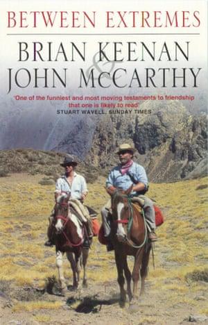 Brian Keenan and John McCarthy - Between Extremes cover