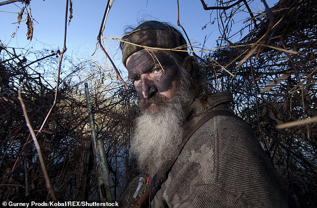 Patriarch: The show followed Phil Robertson and his well-off Louisiana clan, known for their successful duck-hunting business; seen in 2012