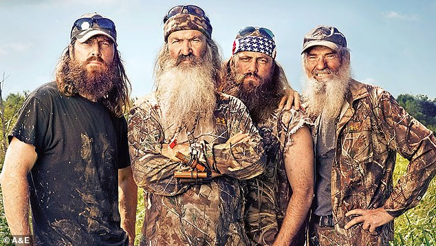 They've got a sister:The Robertsons' story is just one of many accounts of long-lost family members coming to the fore thanks to the newfound trend of DNA research with companies like 23andMe;Willie, Phil, Jase and Si Robertson seen in a promo shot for Duck Dynasty c. 2013