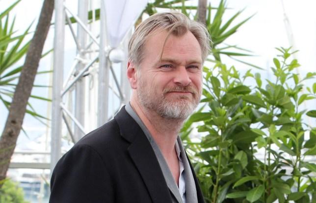 Mandatory Credit: Photo by Matt Baron/REX (9669054n) Christopher Nolan Christopher Nolan photocall, 71st Cannes Film Festival, France - 12 May 2018