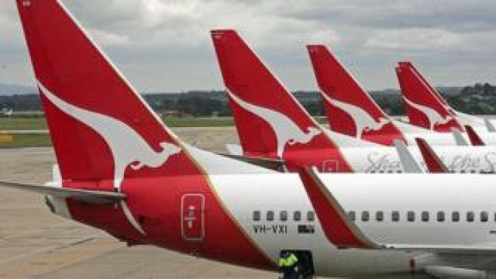 Qantas has cancelled all international flights until late October except for those to New Zealand.