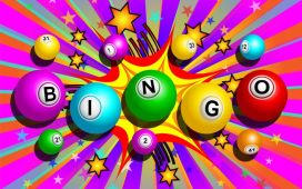 Lucky Bingo Numbers From Films and TV