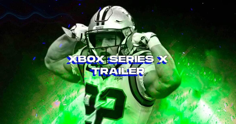 MADDEN 21 xbox series x trailer