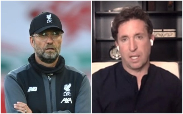 Robbie Fowler believes Jurgen Klopp has only one key area to strengthen at Liverpool