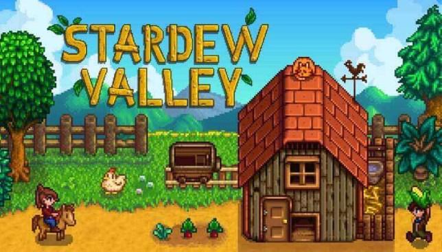 Stardew Valley key art