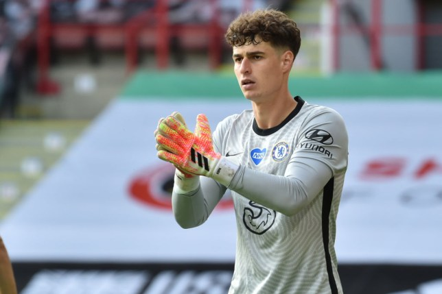Kepa Arrizabalaga has failed to justify his world record transfer fee since his move to Chelsea