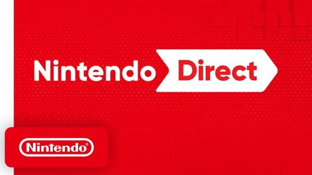 Nintendo Direct logo